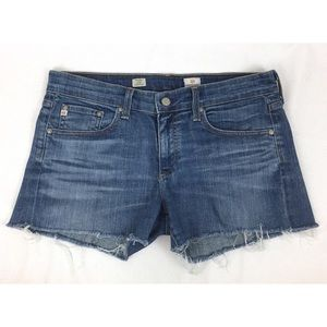 Adriano Goldschmied Shorts Tomboy Crop Relaxed